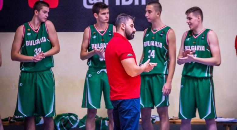 Йордан Иванов: Турнирът бе изключително полезен за момчетата, изоставаме в много компоненти