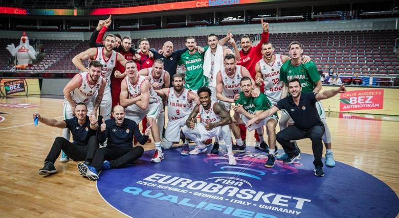 България започва срещу Литва в световните квалификации
