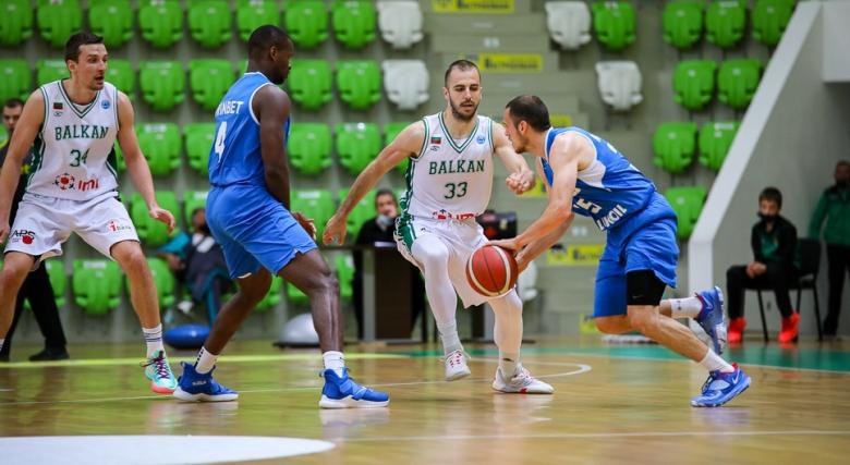 Левски и Балкан ще са в една група в Балканската лига