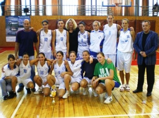 Bulgarian-Romanian basketball week in Ruse
