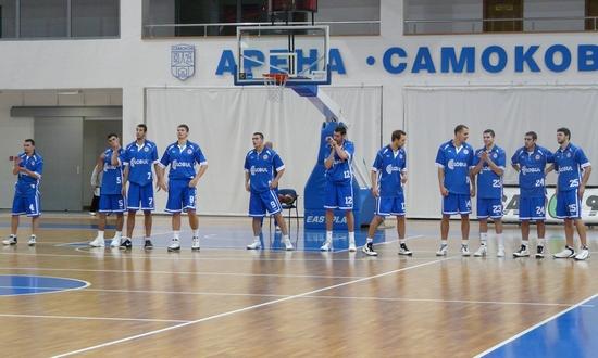 Евроинс Черно море погреба сезона на Рилски спортист
