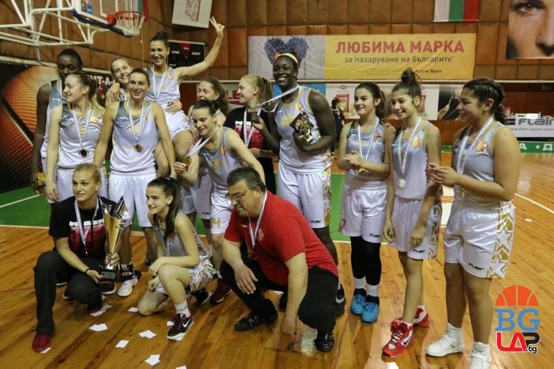 Хасково 2012 започва защитата на титлата във Варна (програма)
