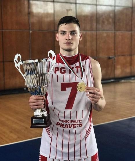 BGbasket.com представя… Красимир Димитров