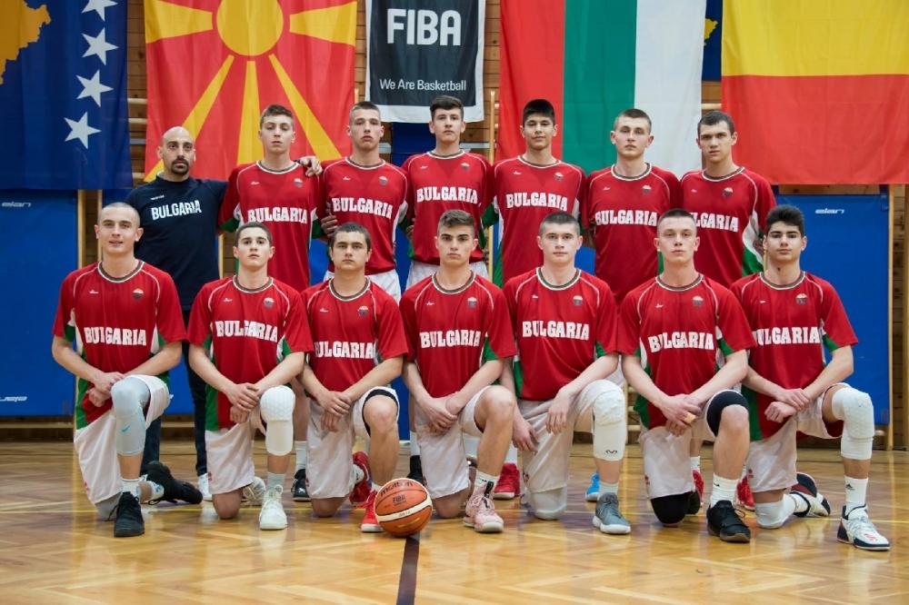23 момчета ще се готвят за европейското U16