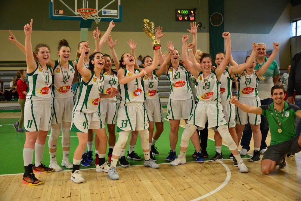 Домакинът Берое Стара Загора е новият шампион за девойки