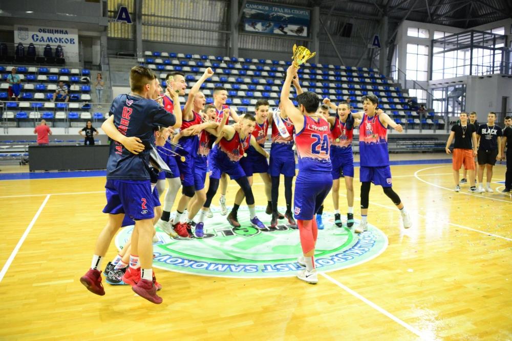 БУБА пак е шампион, защити титлата и на момчета U16