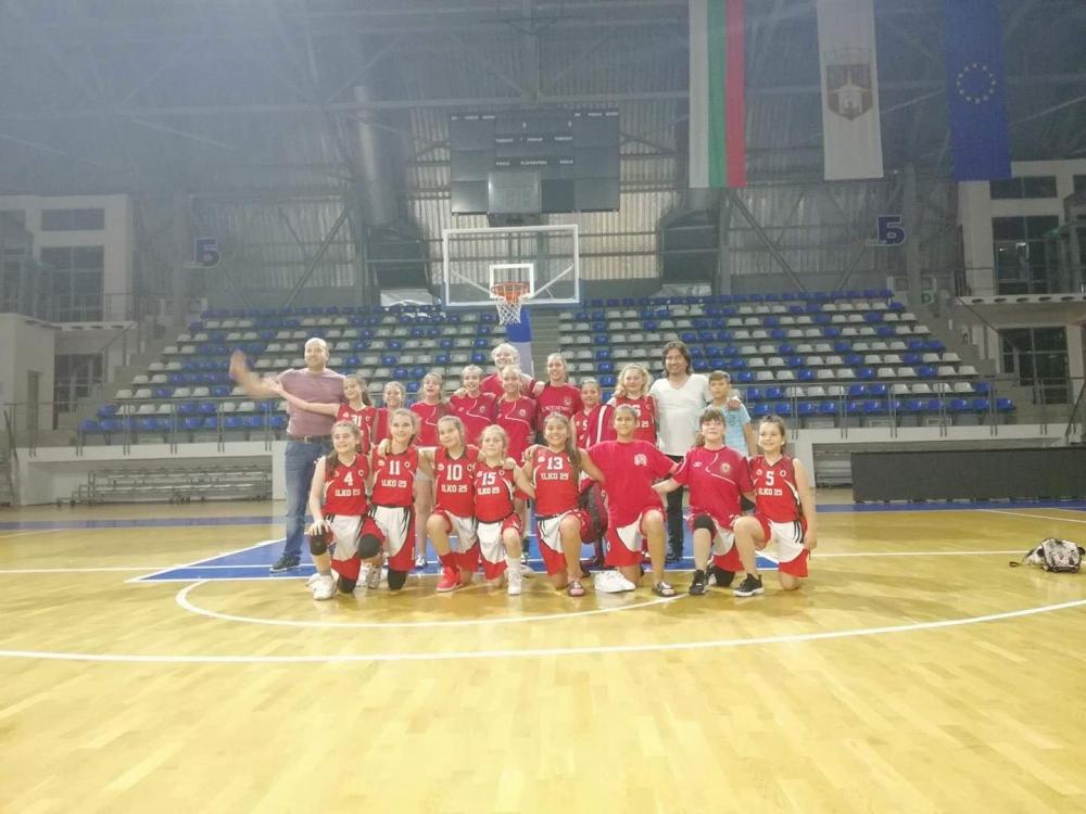 Рилски спортист и Асеновец 2005 ще спорят за титлата при момичетата U12