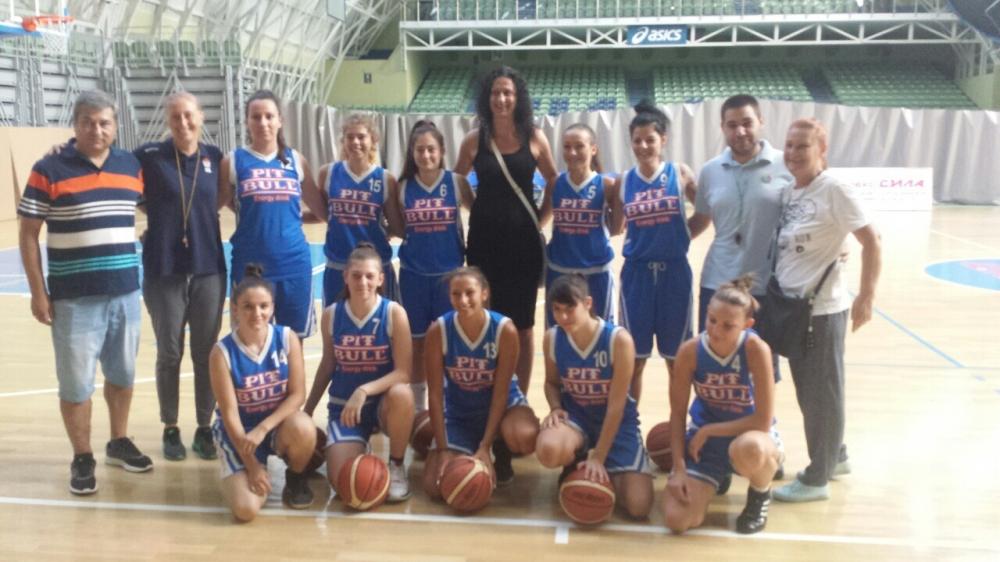 Шест причини в Пловдив да има женски баскетбол