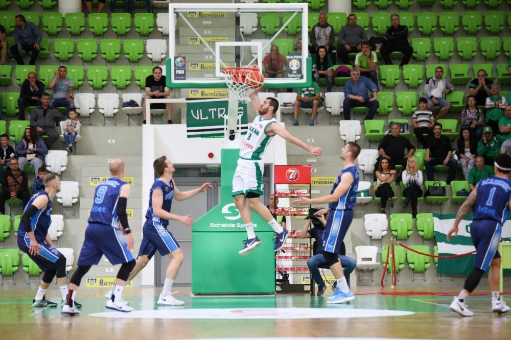 Балкан удари Академик и е на победа от финал
