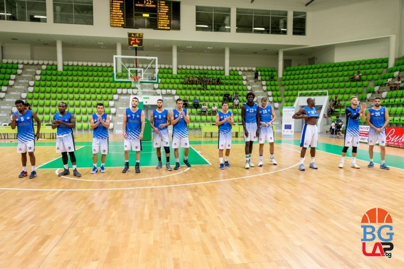 Академик Бултекс 99 с победен дебют в Балканската лига