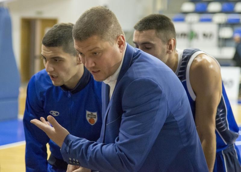 Александър Дяковски: Имахме шансове да се върнем в мача