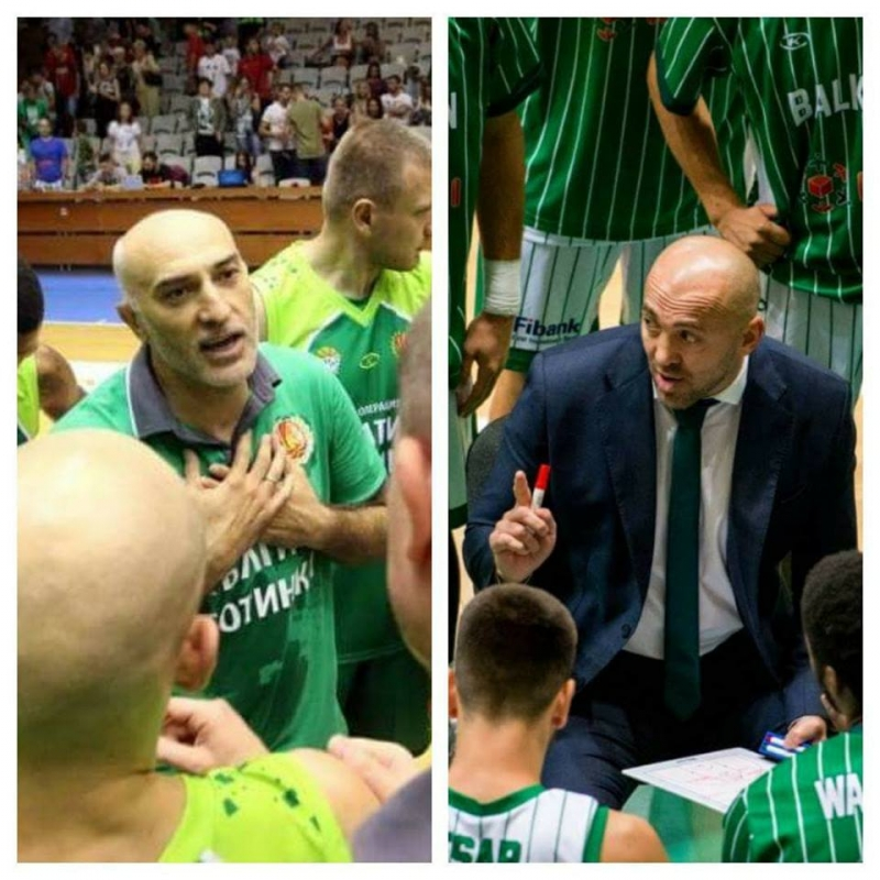 Балкан и Берое с решителни мачове за групите на ФИБА Къп