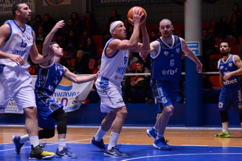 Черно море Тича е последният четвъртфиналист за Купата