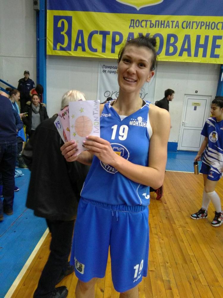 Димана Макариева: Третото място е крачка напред