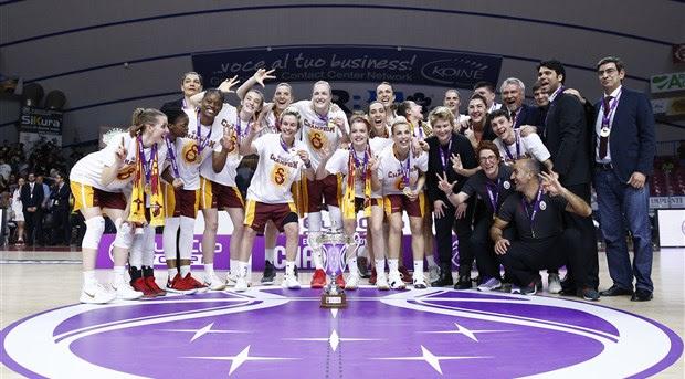 Галатасарай спечели Еврокъп за жени