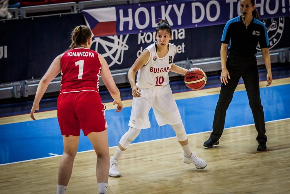 Два пъти по две точки разделиха България U20 от мечтата