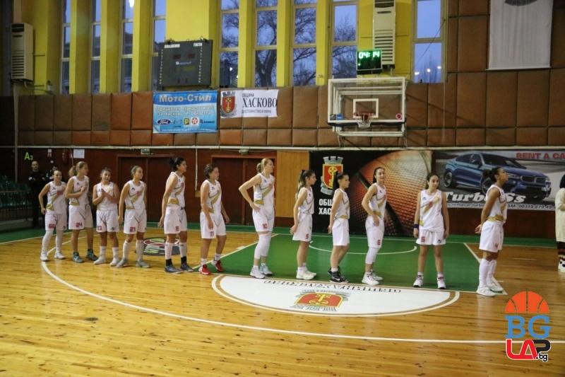 Хасково приема Черно море в неделя