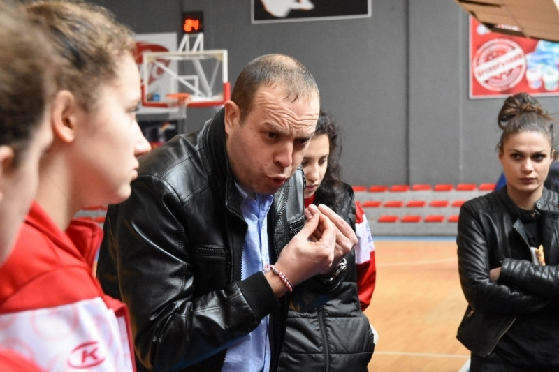 Лъчезар Коцев е новият треньор на националния отбор за момичета U16