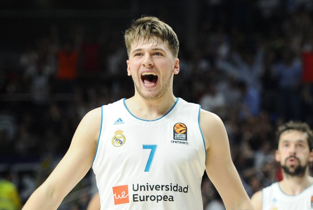 Лука Дончич без изненада е Изгряваща звезда на Евролигата