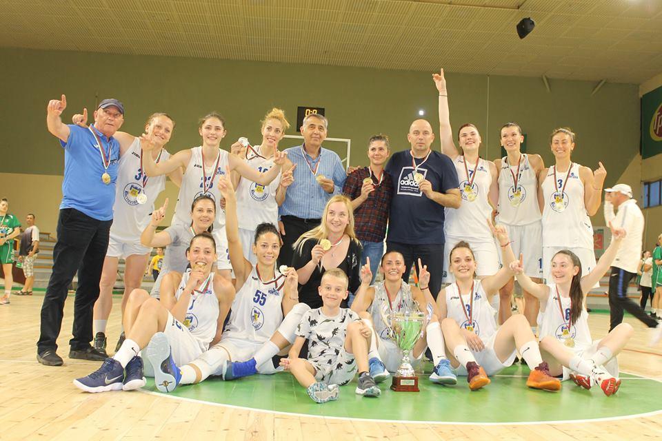 Монтана 2003 е новият шампион на България за жени