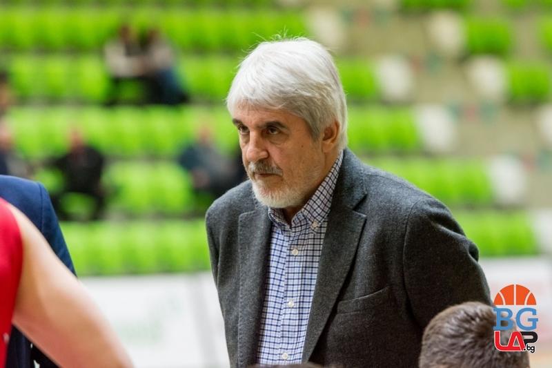 Петко Маринов: Разочарован съм от отношенията между треньорите