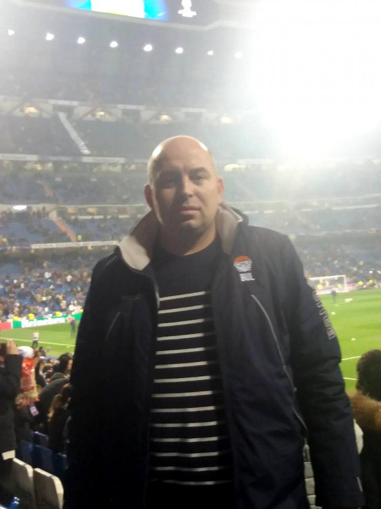Един българин на `Сантяго Бернабеу`тази вечер