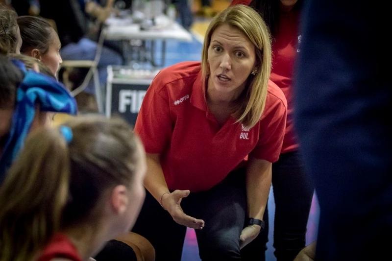 Стефка Славова подаде оставка като треньор на националните отбори