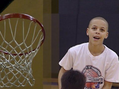 НБА звездите като деца