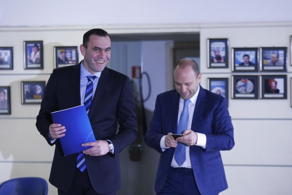 Стойков: Подаваме документи за ШЛ, първият нов договор ще е на старши треньора