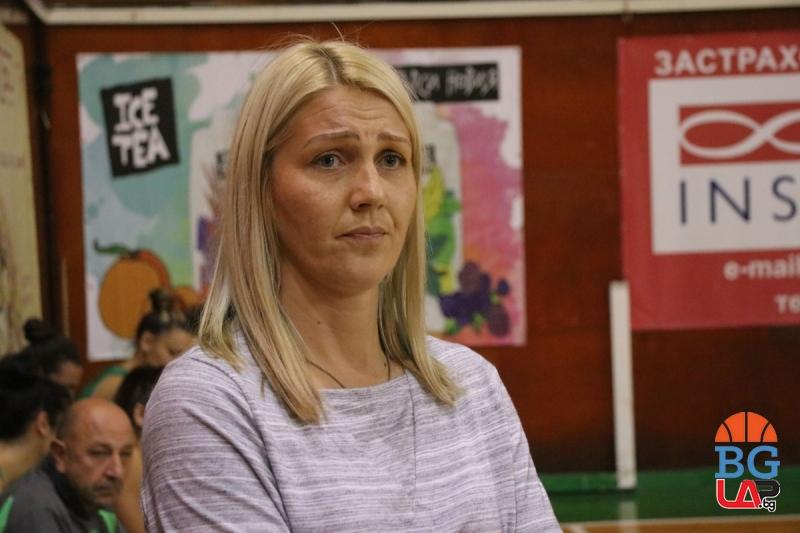 Таня Гатева: За нас няма слаби отбори, битката ще е голяма