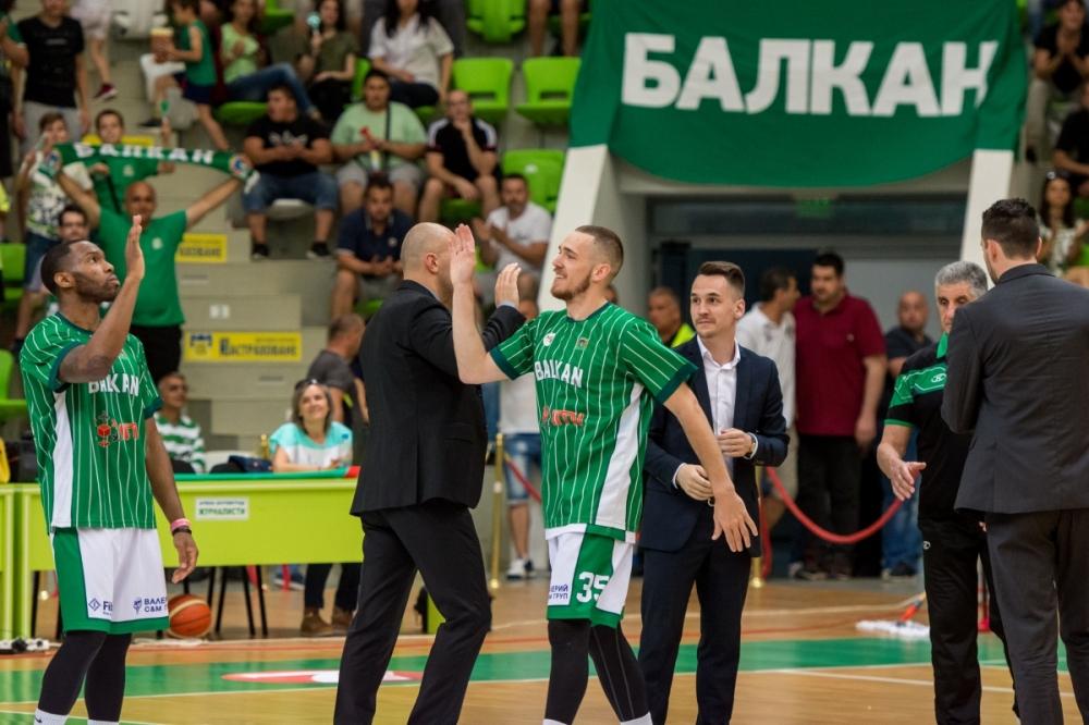 Четирима от Балкан с договори и за следващия сезон