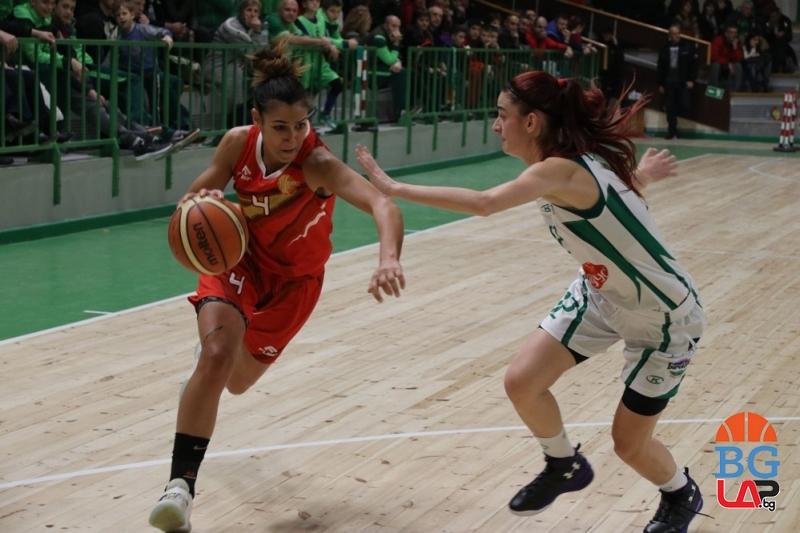 Виолина Кочева: Исках да спра с баскетбола, в Хасково ме нарекоха предателка