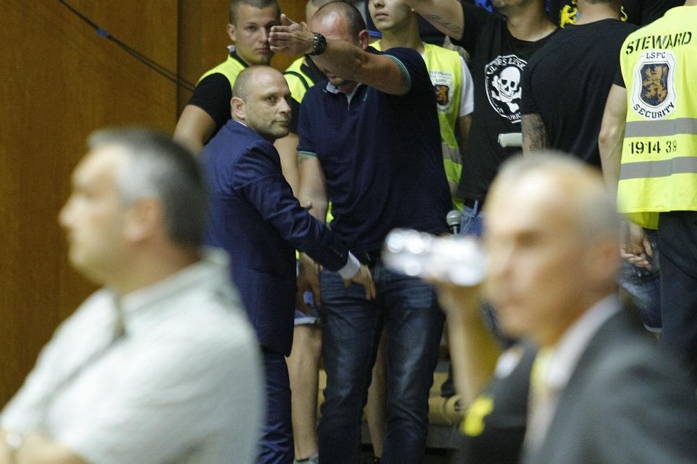 Арбитражът потвърди санкциите за Левски Лукойл от финала
