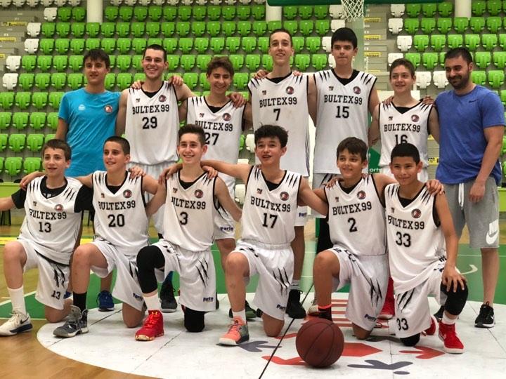 Момчетата U14 на Академик Бултекс 99 спечелиха Балканската купа