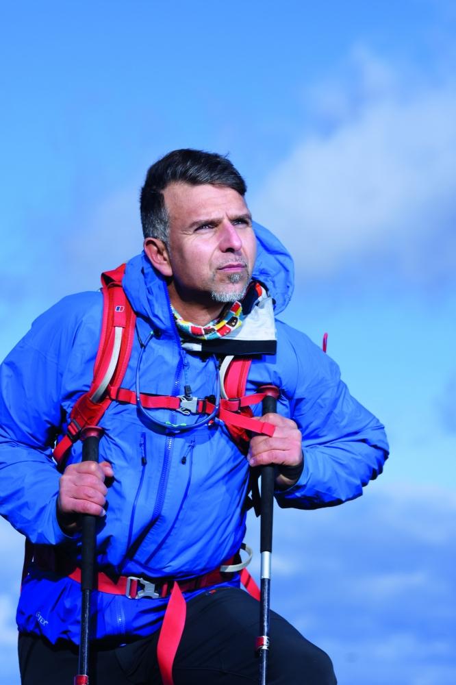 Боян Петров: Поставяйте си цели, а не върхове