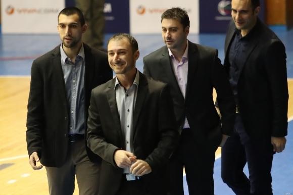 Академик Пловдив с нов старши треньор