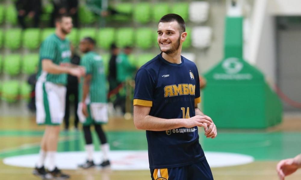 BGbasket.com представя… Александър Матушев