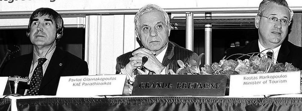 Почина легендарен президент на Панатинайкос
