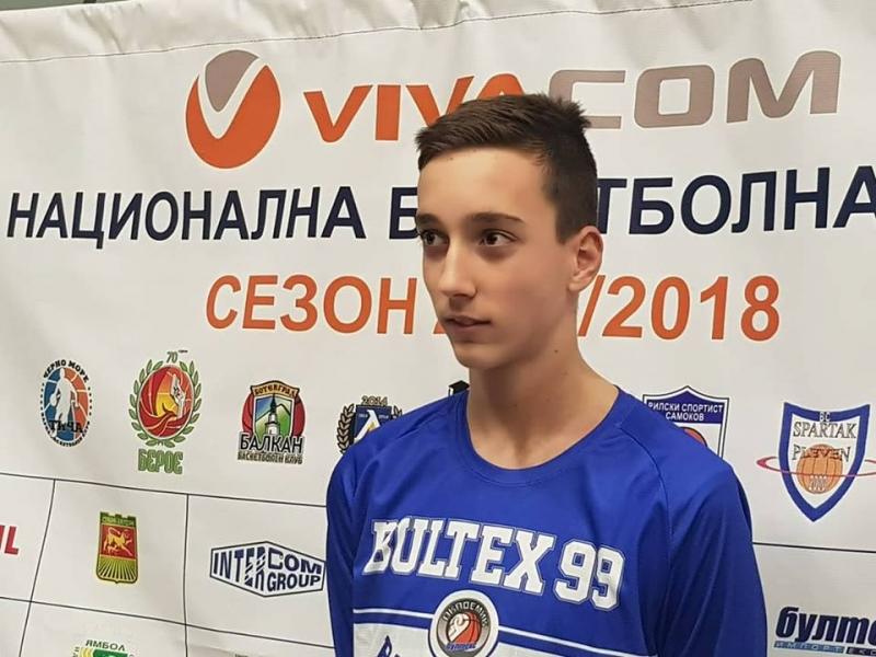 Симеон става най-младият в Балканската лига