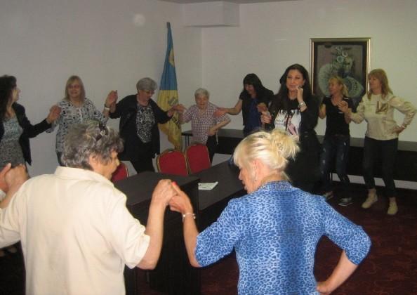 Вълнуваща среща на поколенията от Марица