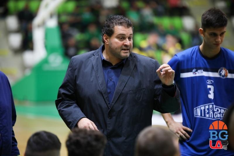 Галин Стоянов пред BGbasket.com - за проблемите в Черно море и намаления състав