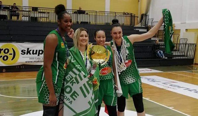 Таня Гатева - Треньор на сезона в Адриатическата лига според Eurobasket.com