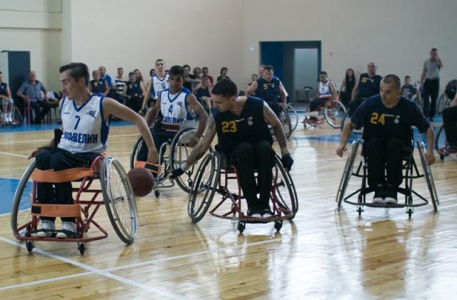 Резултат с изображение за баскетбол на колички