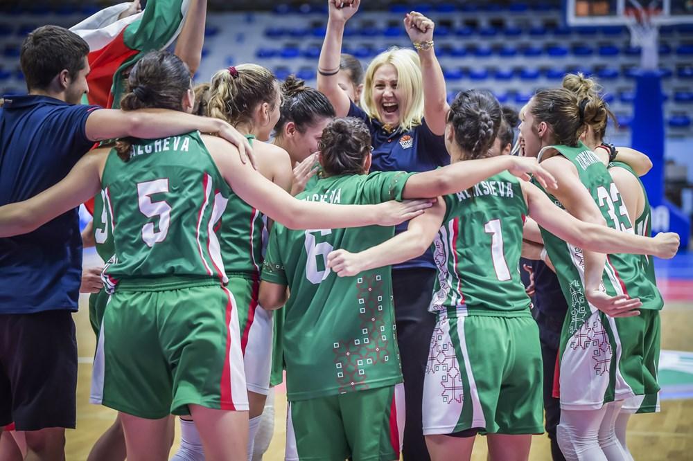 На този ден: България спечели титлата в дивизия Б при жените U20