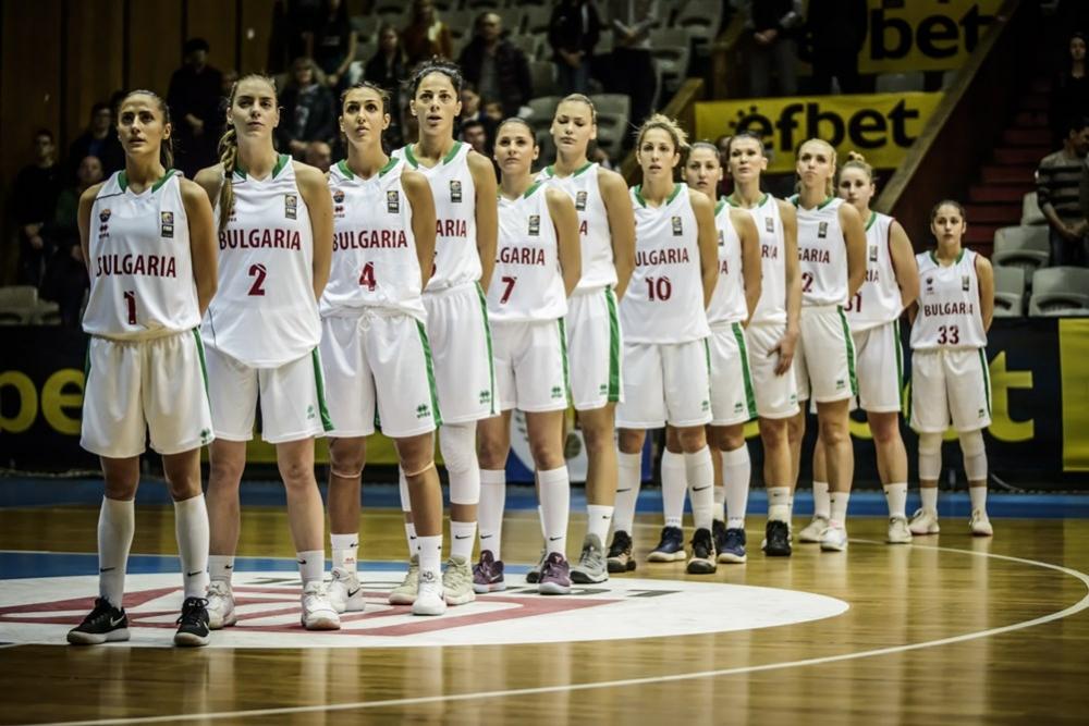 ФИБА постави България под №30 в европейските квалификации при жените