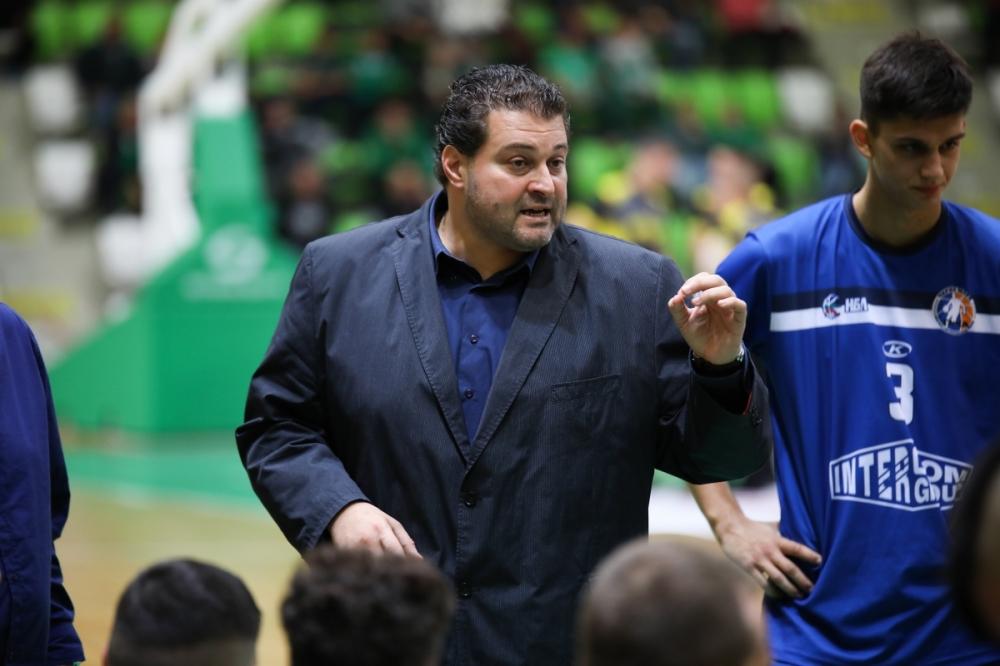 Галин Стоянов: Чувството да играем в ДКС е прекрасно