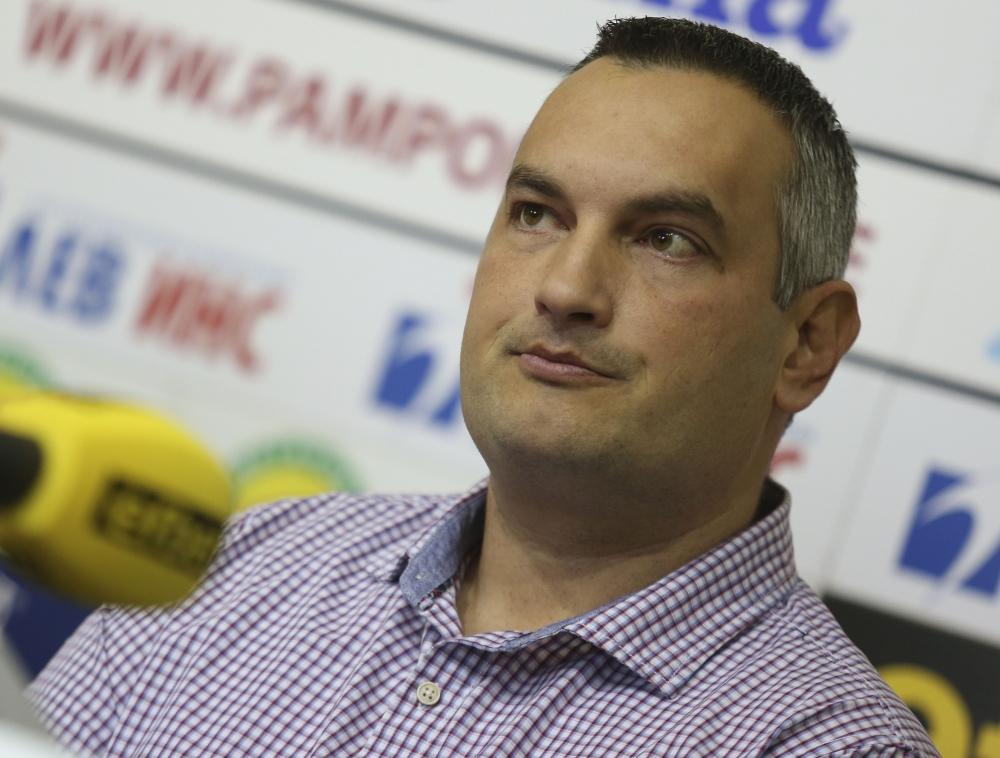 Михаил Михайлов: Подадохме ръка на българските играчи