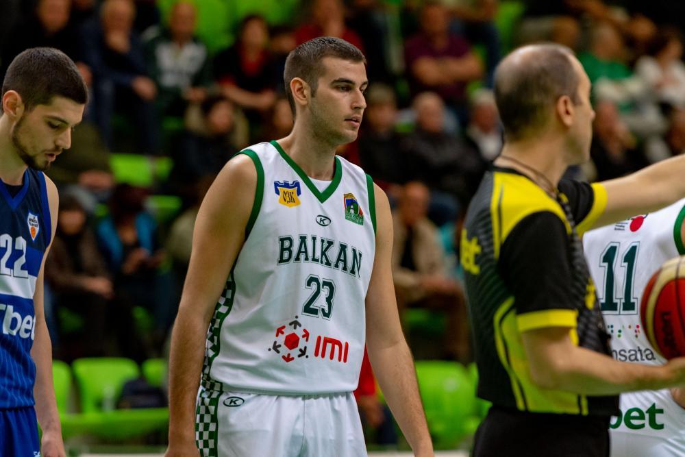 Шампион с Балкан продължава в Ямбол