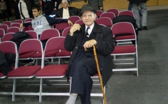 Джентълменът на българския баскетбол