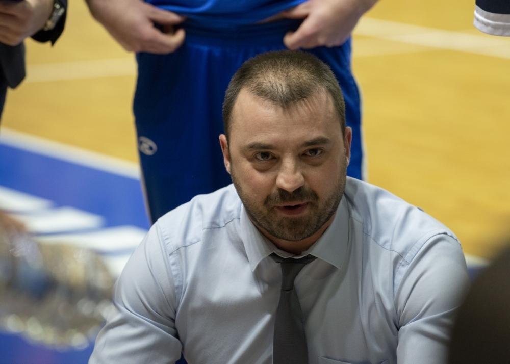 Людмил Хаджисотиров: Ще вървим нагоре, имаме много резерви